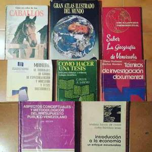 Libros Enciclopedias