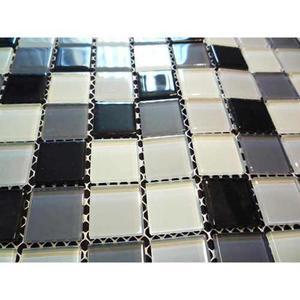 Mallas mosaicos vidrio piscinas cocinas posot class for Piso exterior zulia