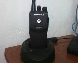 Motorola Ep450s 15ch Poco Uso Sin Cargador