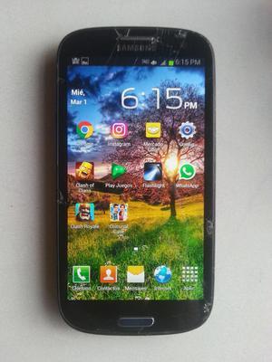 Samsung Galaxy S3 Sghi747 Liberado 4g DETALLE