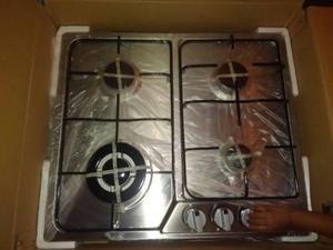 Tope De Cocina 4 Hornillas Acero Inoxidable Pixys Negociable