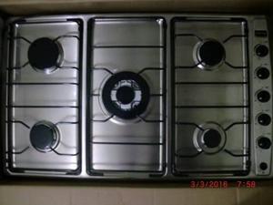 Tope De Cocina Frigilux 5 Hornilla A Gas