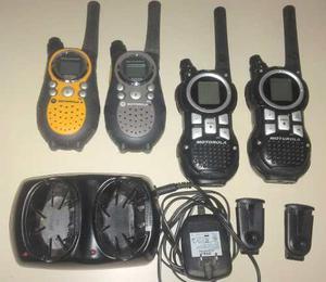 Vendo O Cambio Combo De Radios Motorolas Mr350 Y T