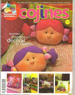 10 Revistas Para Hacer Creaciones En Tela (lote 2)