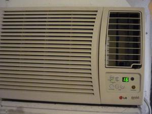 Aire Acondicionado Ventana 12mil Btu 110v C/control Lg
