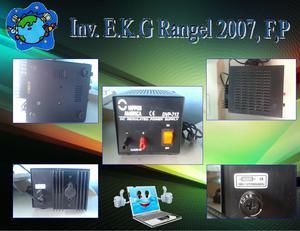 Dc Regulador Power Supply Dvp712 Usado
