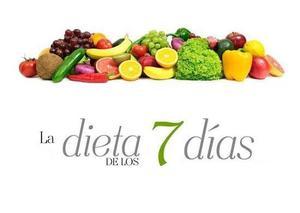 Dieta De Los 7 Dias Pdf Digital