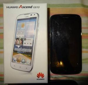 Huawei G610 Para Repuesto Con Su Caja Y Cargador