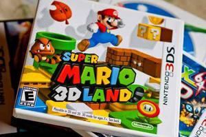 Juego De 3ds Super Mario 3d Land Nuevo Sellado!!! Ofertas !!