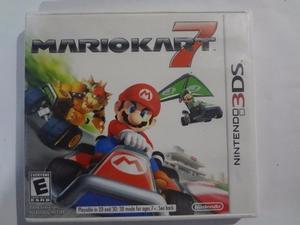 Juego De Mario Kart7 Para Nintendo 3ds En Fisico