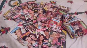 Lote De Revistas Rebelde (45 Ejemplares)