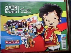 Maestra Jardinera Juego De Simón Bolivar En Cd