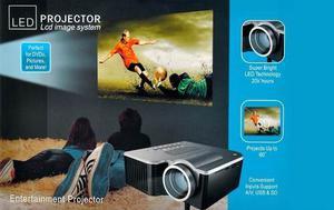 Mini Video Projector Led (nuevo)