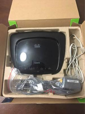 Modem Router Cisco Linksys