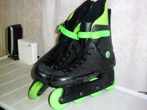 Patines En Linea En Optimas Condiciones Poco Uso