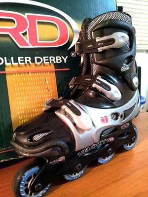Patines En Línea Roller Derby