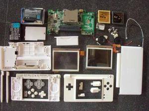 Repuestos Nintendo Ds Lite! Carcasa, Pantallas Y Más