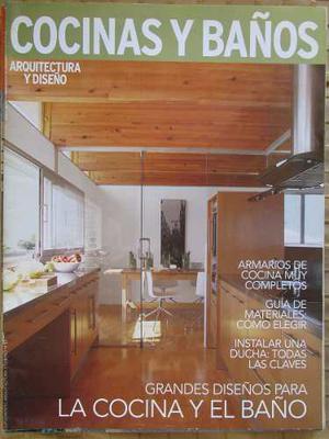revista cocinas y baos decoracion casas
