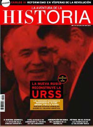 Revista Digital - Aventura - La Nueva Rusia Reconstruye A