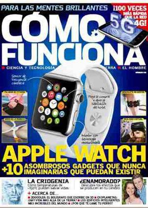 Revista Digital - Cómo Funciona - Apple Watch