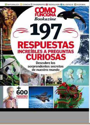 Revista Digital - Como Funciona - 197 Respuestas Curiosas
