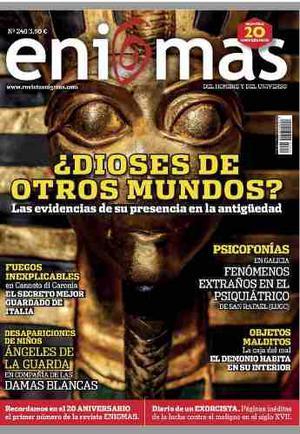 Revista Digital - Enigmas - ¿ Dioses De Otros Mundos ?