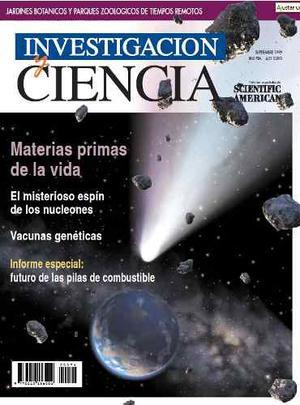 Revista Digital - Investigación Y Ciencia - Septiembre