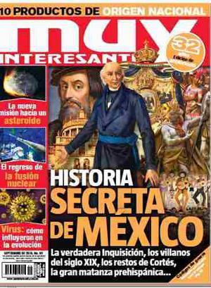 Revista Digital - Muy Interesante - La Historia Secreta