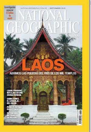 Revista Digital - Nat Geo - Laos