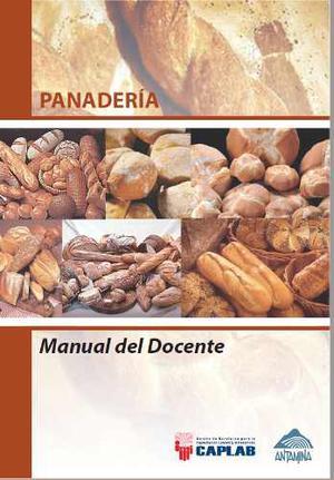 Revista Digital - Panadería - Manual Del Docente