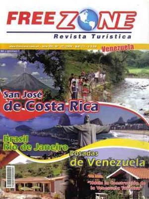 Revista Free Zone 27 San Jose Costa Rica Brasil