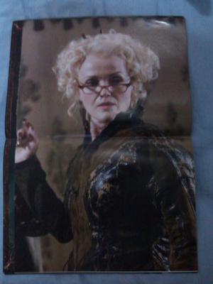 Revista Y Libro Para Colorear De Harry Potter