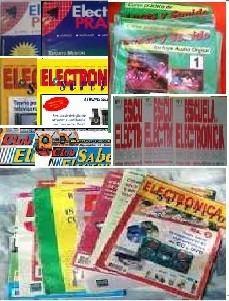 Revistas De Electrónica Lote De 39 Variadas