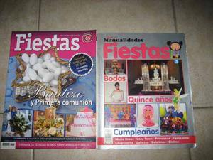 Revistas Decoraciones De Fiestas
