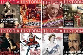 Revistas - La Aventura De La Historia. Varios Tomos.