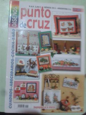 Revistas Punto De Cruz, *revista En Físico*