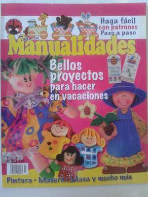 Revistas Todo En Manualidades, *revista En Físico*