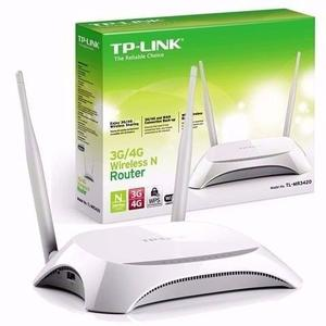 Router Tp Link Tlmr Inalambrico N 3g 4g Usb 300mbps