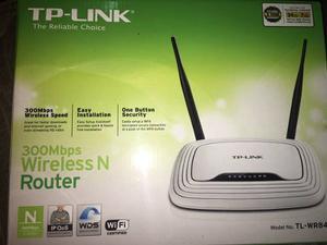 Router Tp-link 2 Antenas Como Nuevo