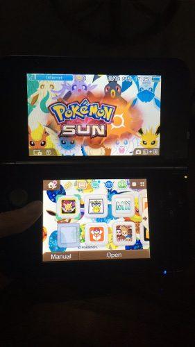 Se Vende Nintendo 3ds Xl Pokemon Ruby Pokemon Sun Poke Bank