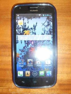 Teléfono Huawei Ascend Y600 + Mica Y Táctil