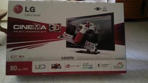 Tv Smartv 3D Lg Cinema 32 Pulgadas
