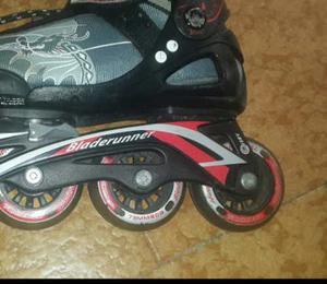 Vendo Patines Rollerblade De Niño
