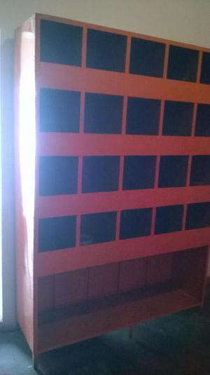 estante metalico tipo gaveta