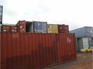 vendo contenedores secos 40 y 20 pies