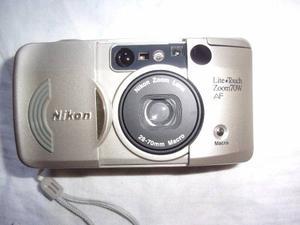 Camara Fotos Nikon Usada De Coleccion