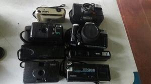 Camaras Fotograficas Para Coleccion Y Decoracion