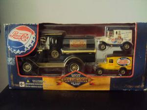 Carro De Colección Pepsicola (3 Piezas)