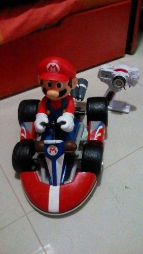 Carro De Mario Bross Kart Grande