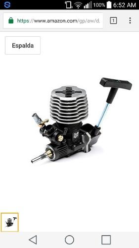 Motor Hpi Japonés Original G3.0 Nitro Nuevo